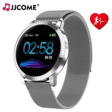 CF18 Smart Bracelet Magnetic Strap Blood Pressure Monitor Waterproof Watch SmartBand Fitness Tracker Wristband Band