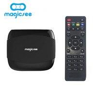 Magicsee N4 Smart Box Amlogic S905X Android 7.1 Quad core 4K Resolution 2GB 16GB 2.4G WIFI TV BOX HDMI H.265 Set Top Box