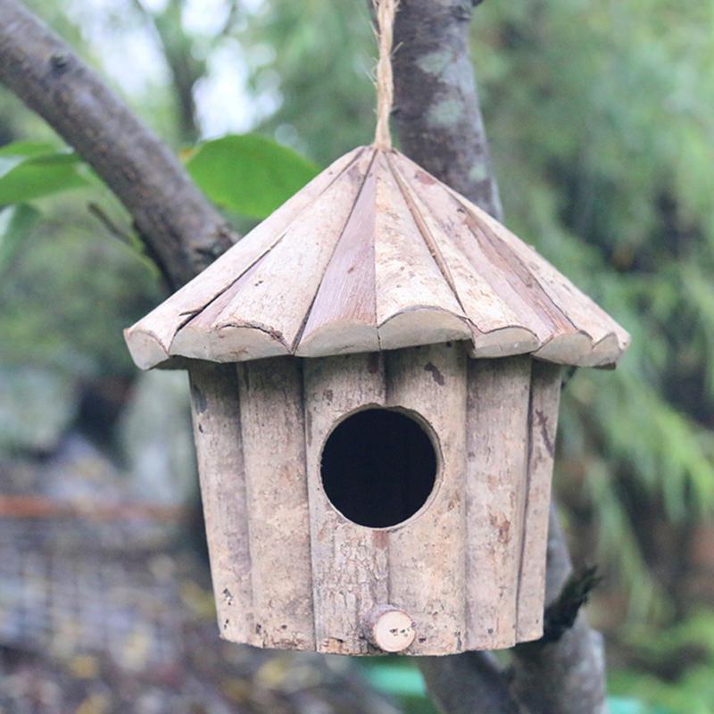 Cabane maison jardin boîte en bois bricolage jouet pour animaux de ...