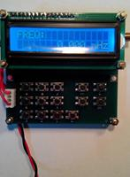 DYKB ADF4351 Signal source VFO Variable Frequency Oscillator Signal generator 35mhz to 4000mhz Digital LCD display