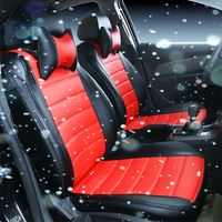 Автомобильный Стайлинг автомобильный Чехлы для автомобиля Automovil Funda Protector asitos Coche авточехлы на сиденья для Mercedes Benz C Class