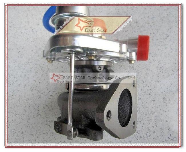 CT16 17201-30120 Turbo Turbocharger For TOYOTA Hiace HiLux Hi-ace Hi-Lux Diesel Engine 2KD 2KD-FTV 2.5L 102HP (5)