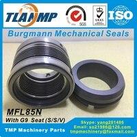 MFL85N-100 Burgmann الميكانيكية الأختام (حصيرة.: S/S/V) MFL85N/100-G9 عالية درجة الحرارة المعادن الخوار الأختام (رمح حجم: 100 ملليمتر)