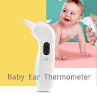 Portable Baby Infrared Ear Thermometer Digital Ear Non Contact Adult Body Fever Measurement Termometro Baby Care Temperature