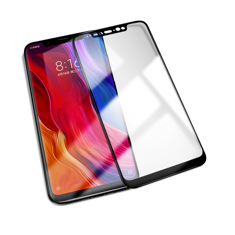 Image 4 - 2.5D 9H Explosion proof Tempered Glass Protective For Xiaomi Redmi Go Full Cover Mobile phone Screen Protector Film-in Phone Screen Protectors from Cellphones & Telecommunications