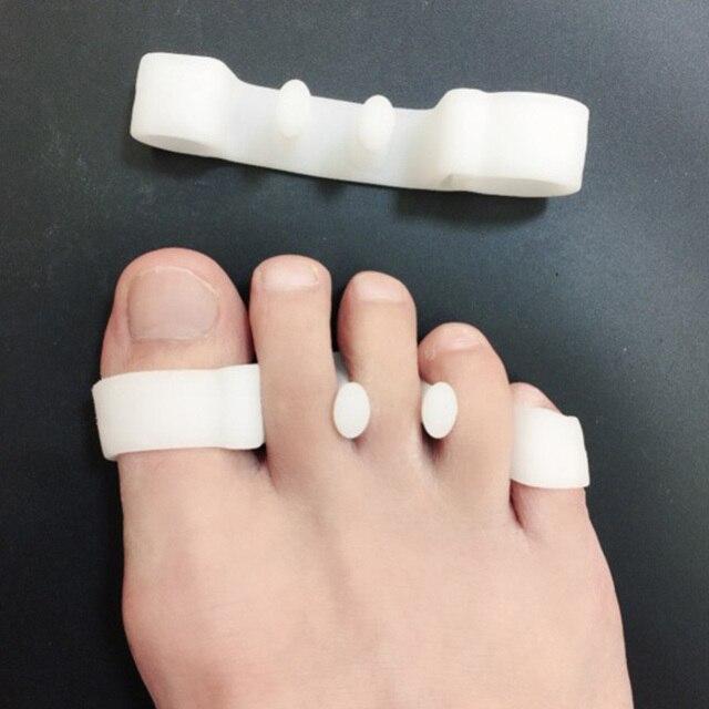 Ajusteur os soin des pieds chaussette Hallux Valgus arc jambe pédicure orthopédique Bunion correcteur orteil séparateur PU pouce pieds lisseur
