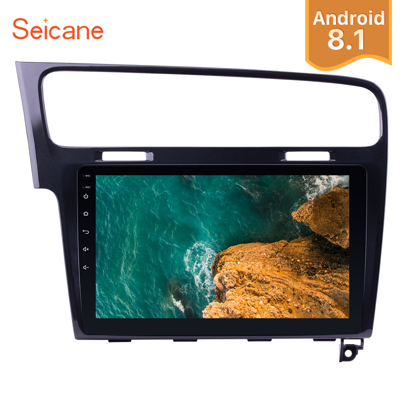 Seicane 2Din Android 8.1 4Core 10.1