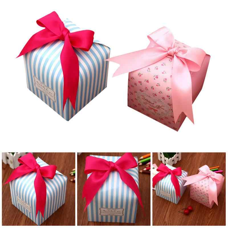 Aircraft Gift Boxes Handmade Soap Packing Box Jewelry Cake Handicraft Candy Storage Paper Boxes Paper Box Gift Bag Container