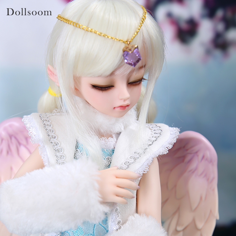Dain Rang 1 4 Moon Light Elves Little Gem Body Owl Elf Fantastic Fashion Toys For