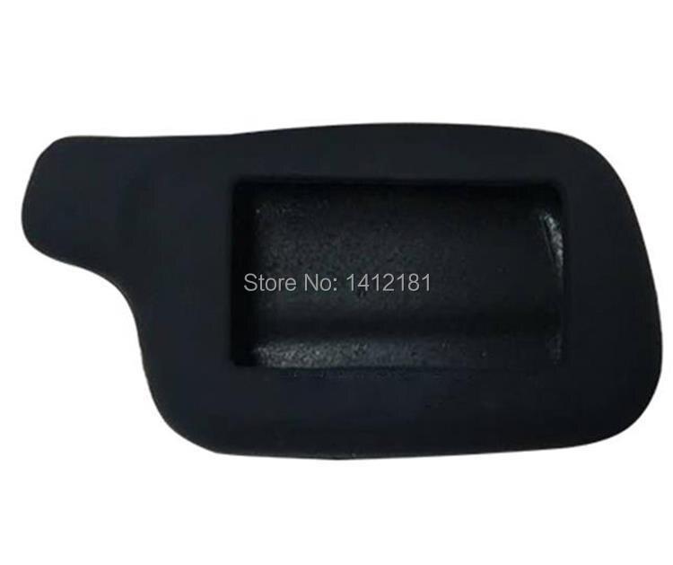 Оптовая продажа X5 силиконовый чехол для ключей брелок для российских 2-способ автосигнализации Системы дистанционного брелока Томагавк X5