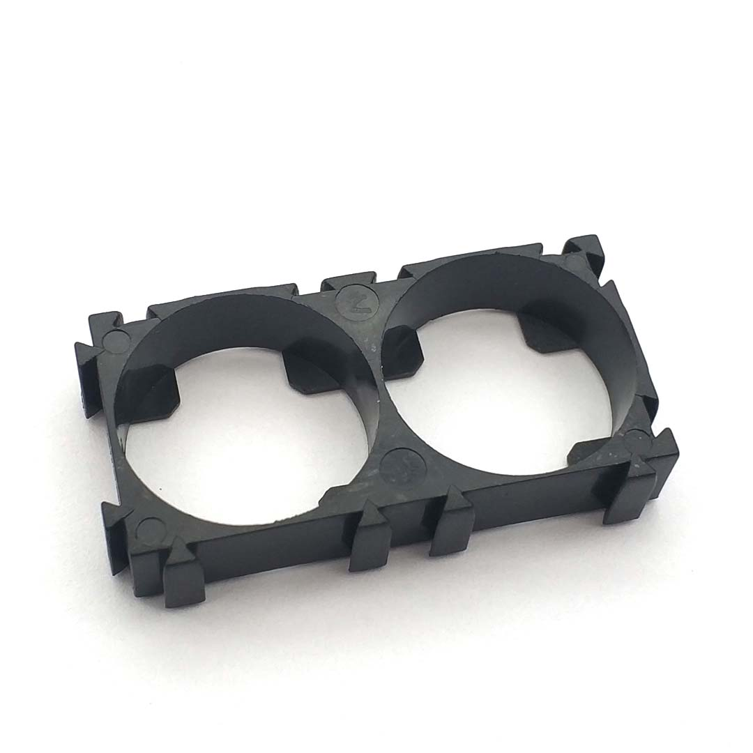 Bright 21700 2x Battery Holder Bracket Cell Safety Anti Vibration Plastic Brackets For 21700 Batteries Low Price