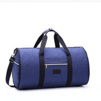 Men Women Travel bag Shoulder Luggage Hangeroo Two In One Sports gym bag