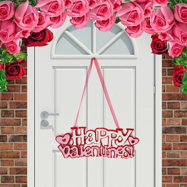 Happy Valentine Day Hanging Decoration