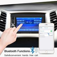 Bluetooth Hands Free Call TF Card Car Vehicle Radio MP5 Player with Remote Control 7 Inch TFT LCD Screen 2019 New Style