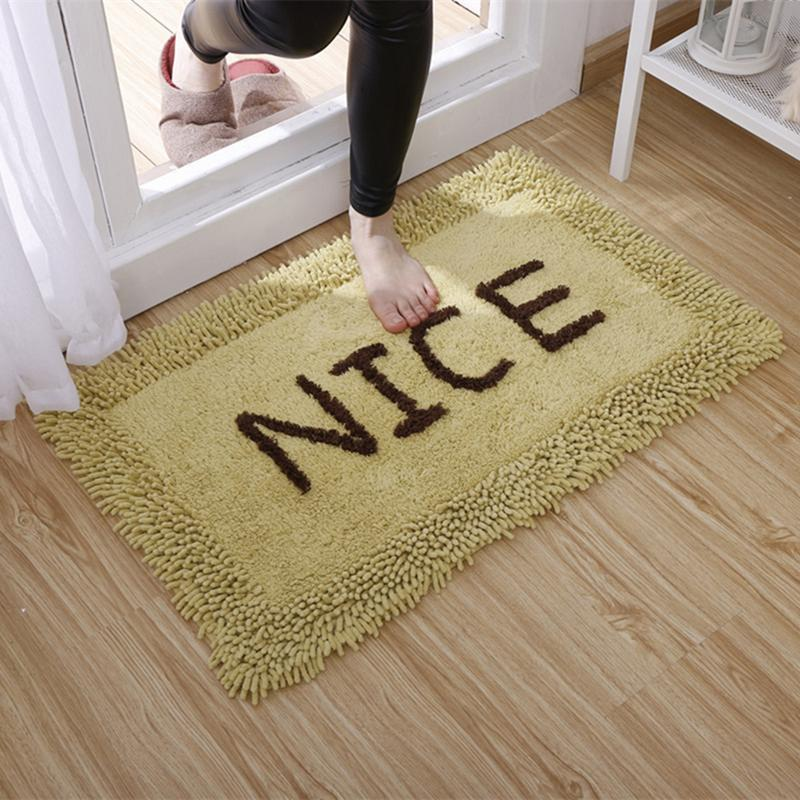 Shaggy Fluffy Dining Rugs Carpet Anti-skid Bedroom Computer Chair Mat Yoga Mat Machine Washable Footcloth Bc02c Replacement Batteries Power Source