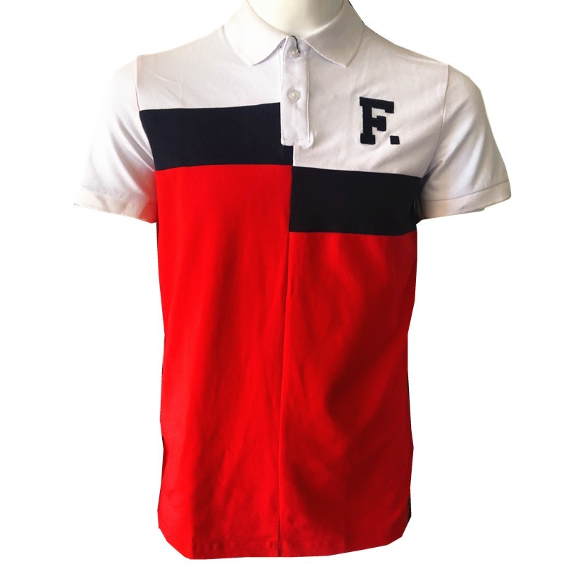 Faconnable Men   Polo   2019 Summer Eden Short   Polos   Clothing Famous Camisa Masculina Casual Sportswear Park Mens   Polo   Shirts T028