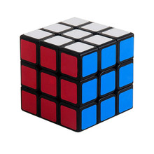 цена на Shegnshou Brand Guarantee 3x3x3 Magic Cube Professional Competition Speed Cubo Puzzle Cube Cool Children Toys Kids Gifts