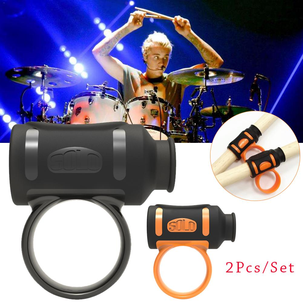 Drumsticks Accessories Spin Control Assist Device Stick Grip Clips for Beginner Drummer #25