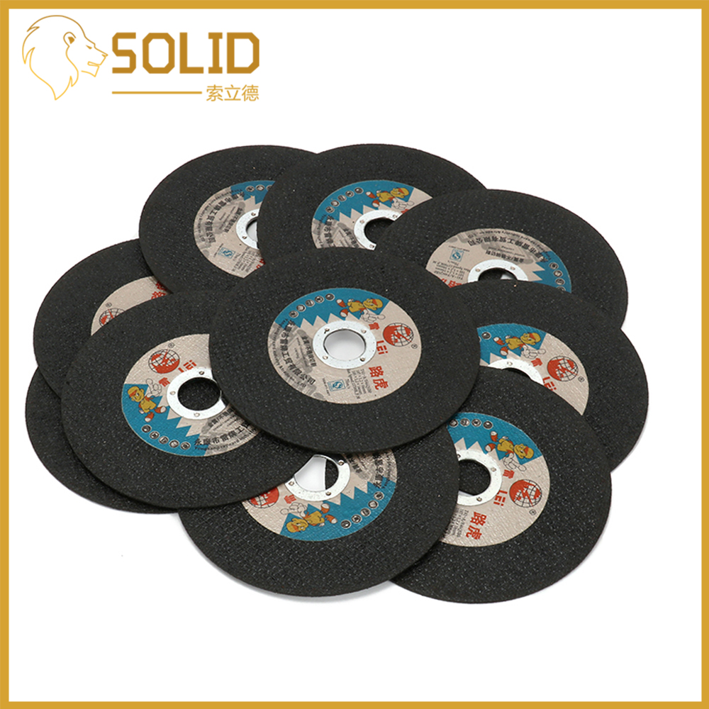"4"" Angle Grinder Slice Metal Cutting Disc Grinding Wheel Fiber Reinforced Resin Cut Off Wheels Blade For Stainless Steel 5-50Pc"