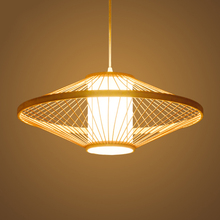 Modern LED Wood Pendant Lights Led Kitchen Dining Bar Lamps Bedroom Living Room Study Lighting Hanging Fixtures