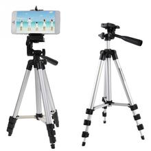 Waterproof Tripods For iPhone X 8,7,6,6s,5 plus 5s 4 4s for Samsung S7 S6 S5 S4 Camera Holder Clip Mount Smartphone Tripod Stand