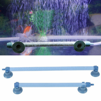 цена на Fish Tank Air Pump Accessory Bubble Tube Aquarium Air Stone Aeration Wall Tube Oxygen Pump