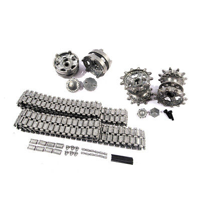 Mato 1/16 HengLong Russian T90 RC Tank Metal Tracks Sprockets Idler Wheels MT211