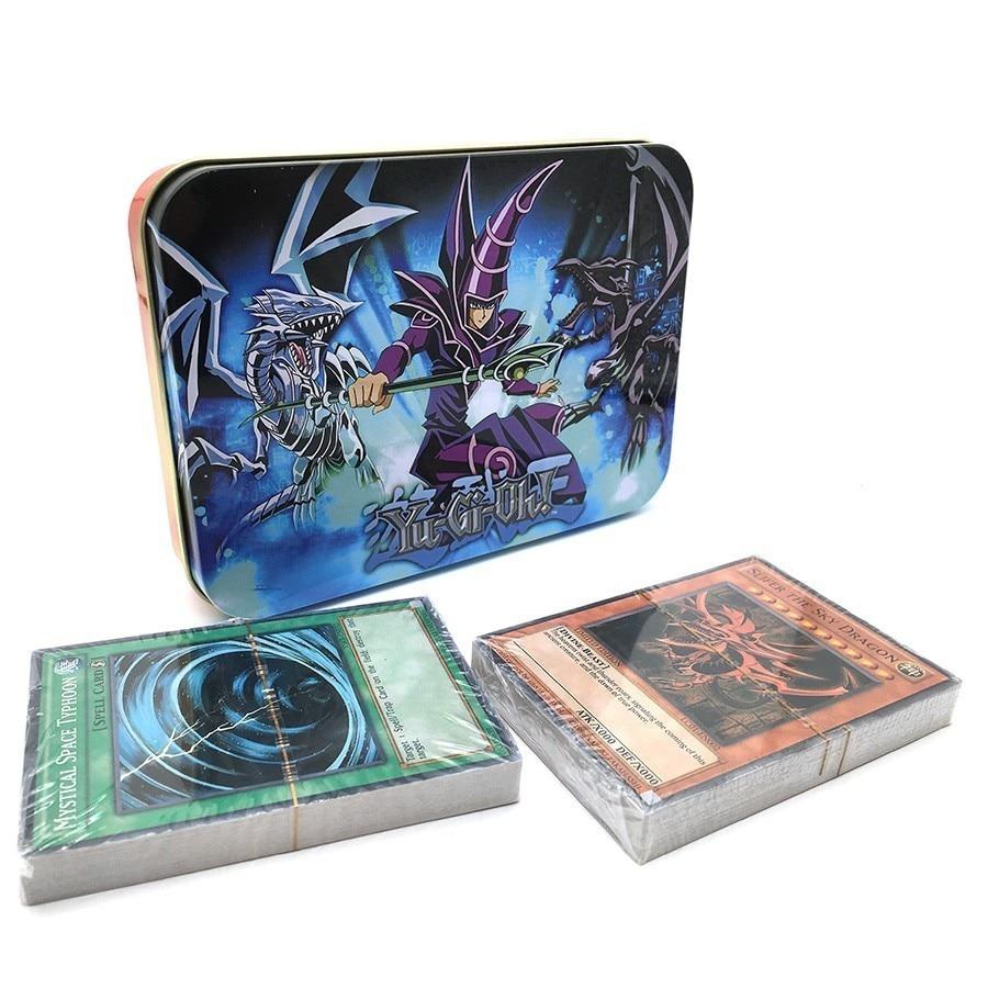 Yugioh Cards Egyptian God Collectible Toys For Boy Free Yu-gi-oh Metal Box Figures Japan Yu Gi Oh Legendary Board Game Cartas