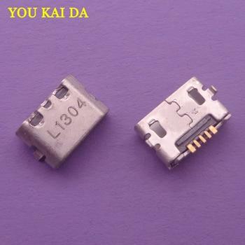 300PCS Micro USB Charging Port Dock Connector Socket For Huawei Ascend 4X 4X Y6 4A P8 C8817 P8 max P8 Lite 4C 3X Pro G750-T20 фото