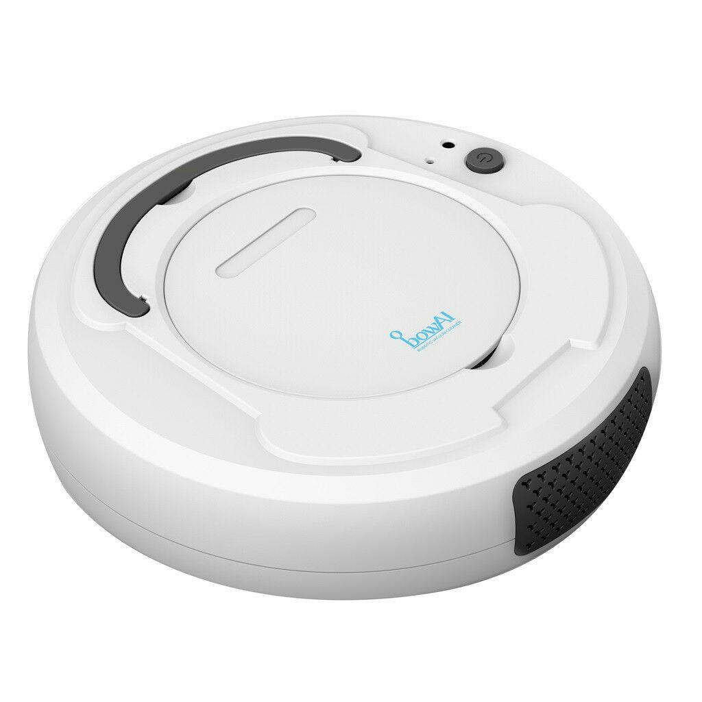 SANQ 1800Pa Multifunctional Smart Floor Cleaner,3-In-1 Auto Rechargeable Smart Sweeping Robot Dry Wet Sweeping Vacuum Cleaner