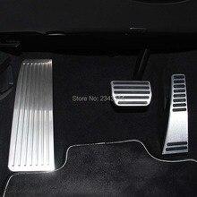 Для Volvo XC60 XC90- S90 V90 AT педаль акселератора газ топливный тормоз колодки подножка педали автомобильные аксессуары