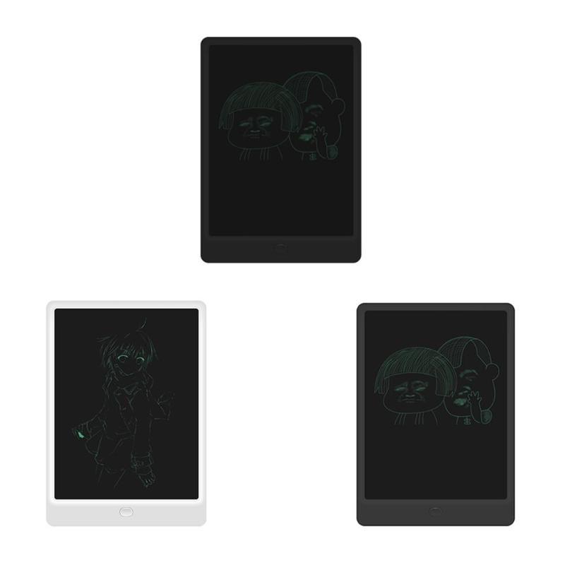 10 Inch Lcd Schreiben Tablet Zeichnung Bord Papierlose Digitale Notizblock Umgeschrieben Pad Für Draw Hinweis Memo