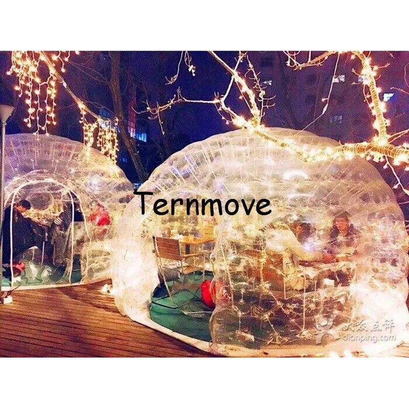 aufblasbares kampierendes Zelt, aufblasbares Festzelt des - Outdoor-Spaß und Sport - Foto 5