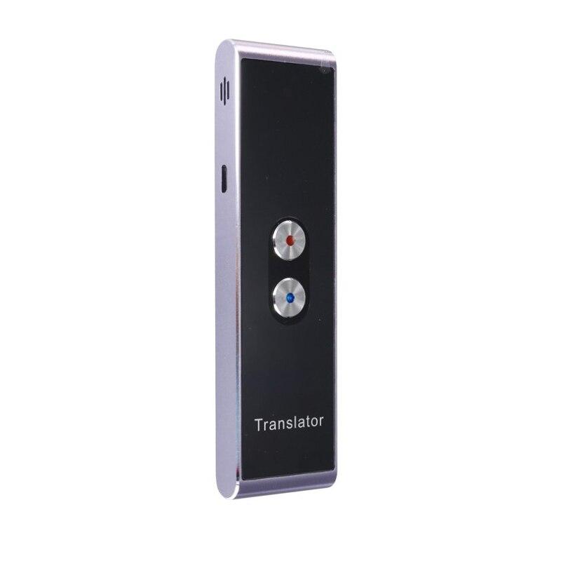 Wireless Smart Voice translation 33 languages simultaneous interpretation English Chinese French Spanish German Spanish