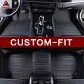 Personalizado de coche alfombrillas para Porsche 911 Porsche 997, 991 Carrera S 4 GT2 GT3 Targa Turbo Cayenne Caimán Panamera macan de lujo alfombra