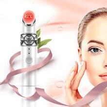 все цены на Eye Instruments Massage Pen Cosmetic Instrument Vibration Hot compress Import Nursing Lip Desalination dark Circles онлайн