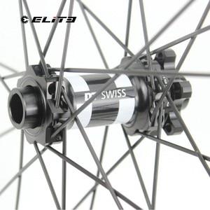 Image 4 - DT SWISS 350 סדרת 29er פחמן MTB גלגל אור משקל סין פחמן שפה 370g רק עבור XC AM הר אופני זוג גלגלי Sapim דיבר