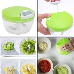 휴대용 손 당겨 야채 과일 헬기 분쇄기 고기 마늘 커터 주방 도구 만두 고기 슈레더 주방 용품