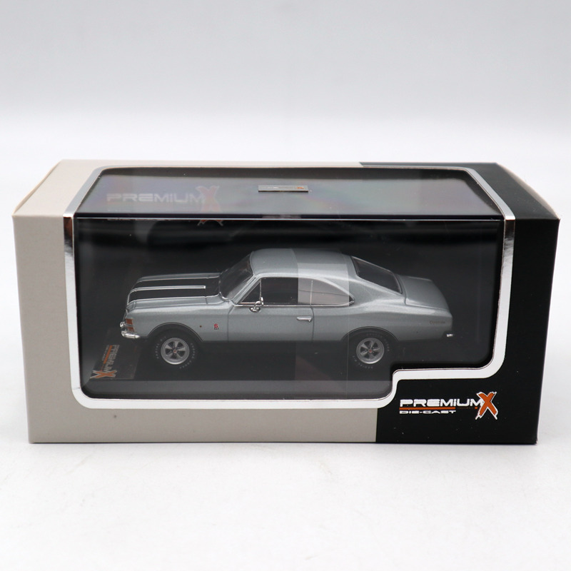 Premium X 1:43 Chevrolet Opala SS 1976 Grey PRD216 Diecast Models Limited Edition Collection