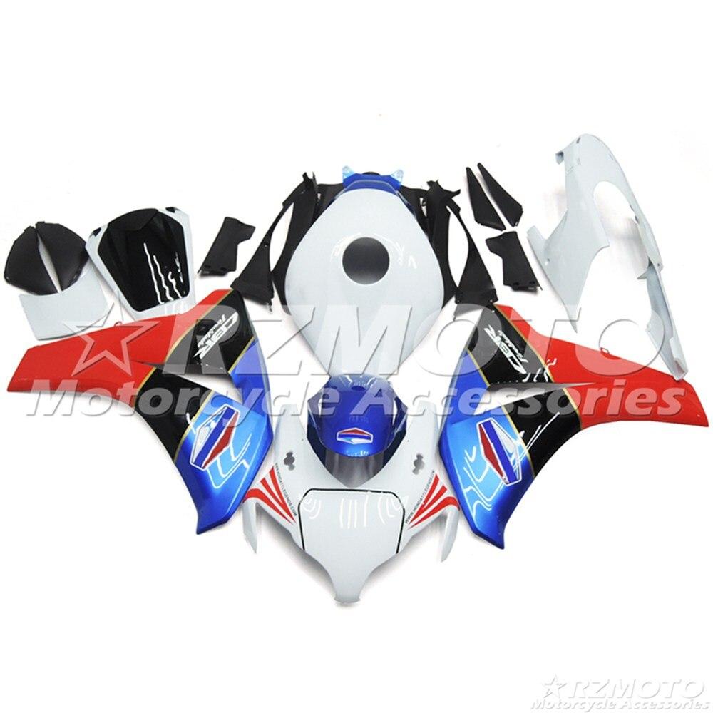 ABS Fairing Bodywork Kit Fit for HONDA CBR1000RR 2008 2009 2010 2011 CBR1000 RR CBR 1000RR 08 09 10 11 H26