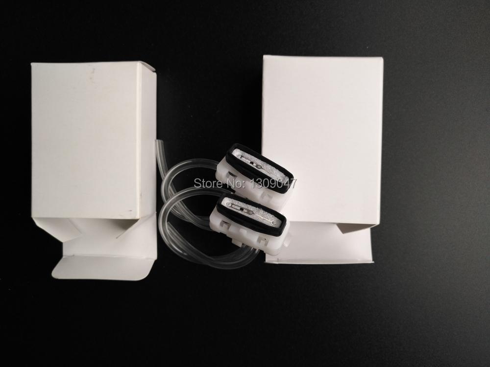 Venta caliente 10 piezas resistencia al disolvente de la estación para Roland RS540/RS640/VP300/VP540/PRO/II/XC540 DX4 cabezal de impresión tapa