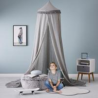 Chiffon Baby Canopy Mosquito Net Anti Mosquito Princess Bed Canopy Girls Room Decoration Bed Canopy Pest Control Reject Net