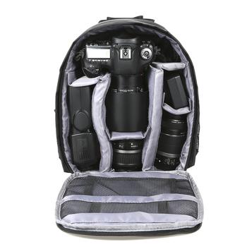 Trwały plecak na aparat torba na aparat fotograficzny DSLR torba na aparat wodoodporny wielofunkcyjne oddychające torba na aparat fotograficzny Nikon Canon Sony torba na aparat tanie i dobre opinie FORNORM Camera Bag NYLON Backpacks