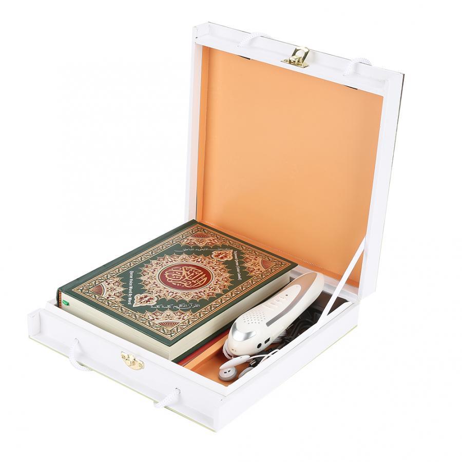 Mp3 Koran Pen Reader Islamitische Moslim Gebed Heilige Koran Lezen Digitale Gift 8GB Bluetooth Auto mp3 speler-in Figuren & Miniaturen van Huis & Tuin op  Groep 1