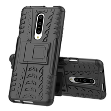 for OnePlus 7 Pro Case Tough Back Case Dual Layer TPU and PC Hybrid Cover Shockproof Anti-scratch Duty Protective Armor Shell