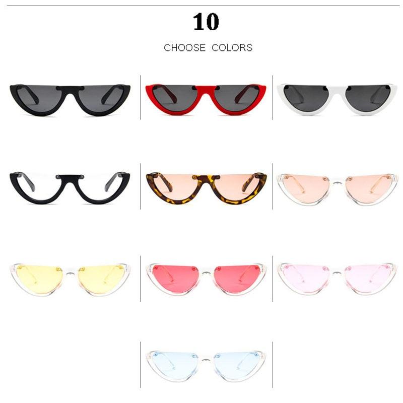 Cat Eye CHOOSE FRAME Sunglasses Vintage Style Retro Hipster Gradient Lens Shades