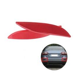 rear bumper reflector light lens / left&right side 265600004R For Renault Megane MK3