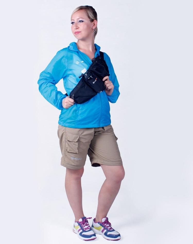Running Bag Waterproof Running Waist Bag Fanny Pack Men Women Jogging Belt Gym Fitness Bag Sport Bike Accessories