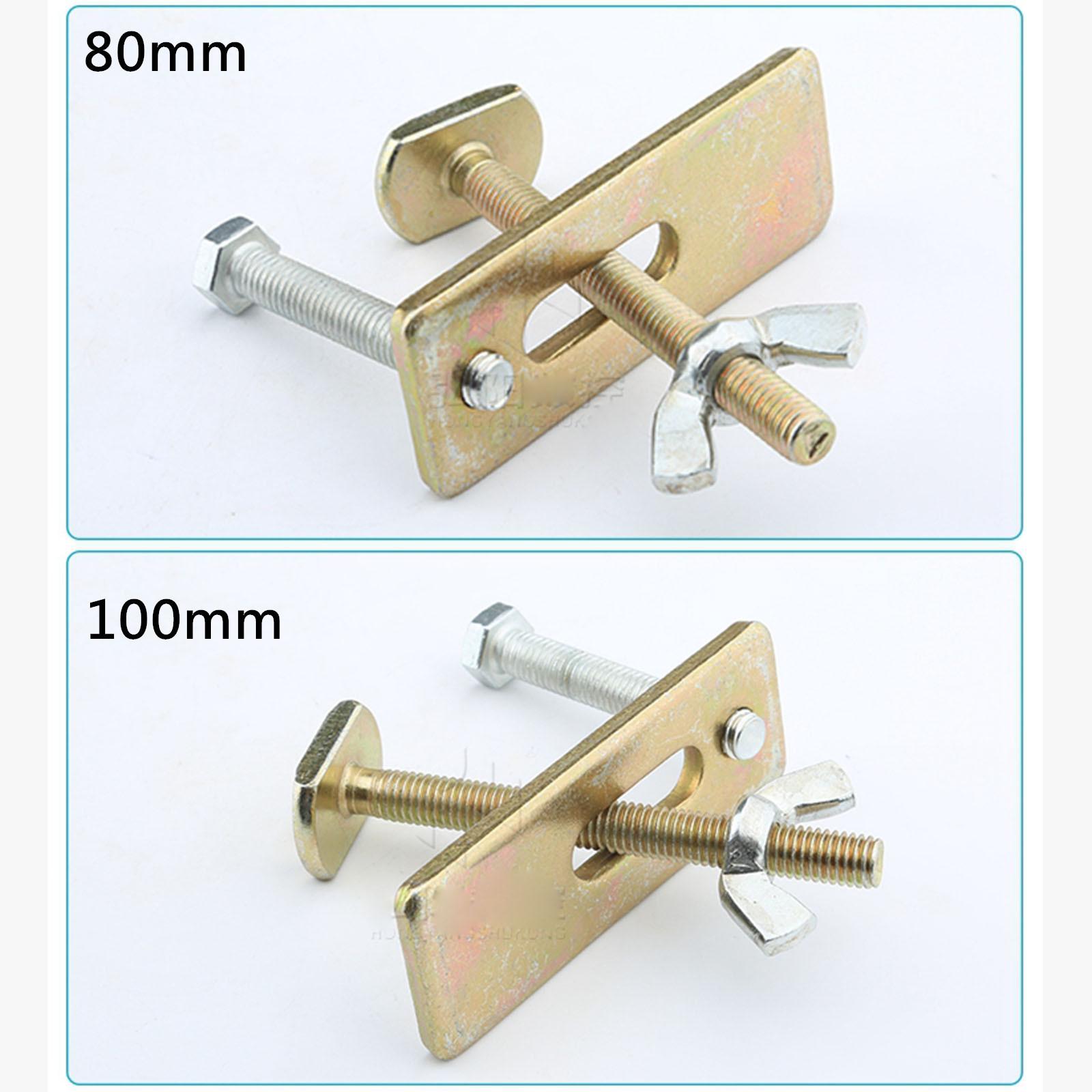 80/100mm Cnc Gravur Maschine Tabletop Stahl Press Leuchte Zubehör Bequem Zu Kochen Rohre & Armaturen