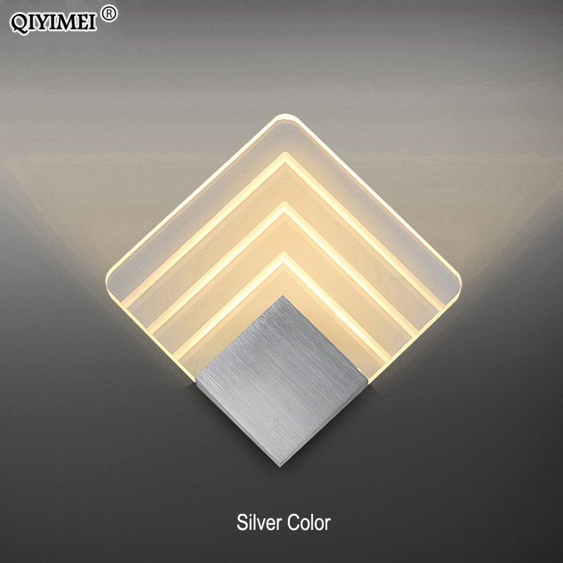 110 220v Acrylic Led Wall Lamp Aluminum Wall Light Lamps Luminarias Wall Lights For Home Stair Light Led Bathroom Applique 12110 220v Acrylic Led Wall Lamp Aluminum Wall Light Lamps Luminarias Wall Lights For Home Stair Light Led Bathroom Applique 12